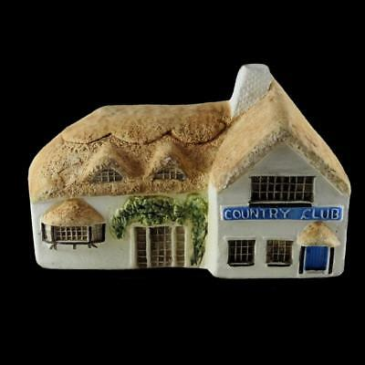 Philip Laureston Designs -Ceramic House made in the UK 1980's- 731 COUNTRY CLUB