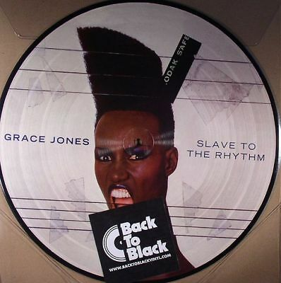 JONES, Grace - Slave To The Rhythm - Vinyl (picture disc LP)
