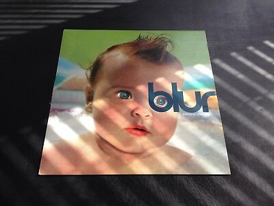 "Blur There's No Other Way 12"" Vinyl 1991"