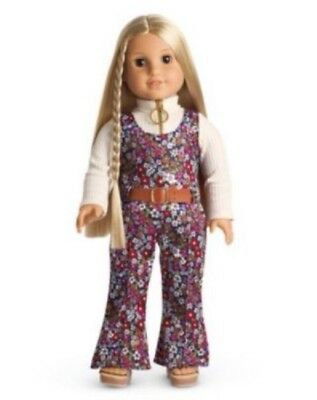 American Girl Doll Julie's Jumpsuit Outfit NEW!! Retired