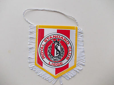 pennant  Standard Liege Belgium wympel wimpel gagliardetto