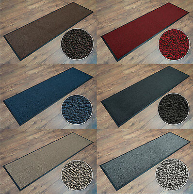 Machine Washable Dirt Barrier Runner Non-Slip Bar Shop Hotel Showroom Floor Mat