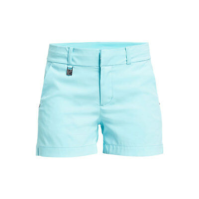 Rohnisch Stretch Golf Shorts with UV Protection in Mint Green