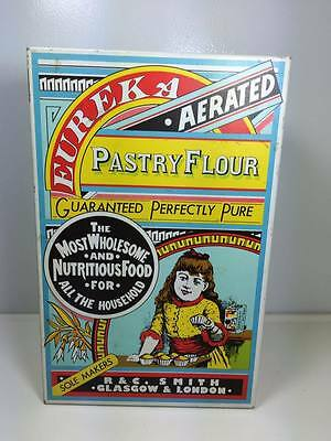 Huntley Boorne Stevens Eureka Aerated Pastry Flour Tin
