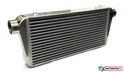Universal Sport 780x300mmx75mm Front Mount Intercooler Core FMIC - 76mm Inlet