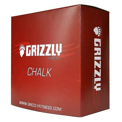Grizzly Fitness 8779G-09 Athletic Chalk