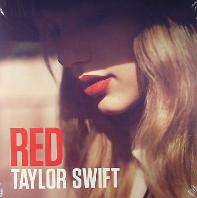 SWIFT, Taylor - Red - Vinyl (gatefold 2xLP)