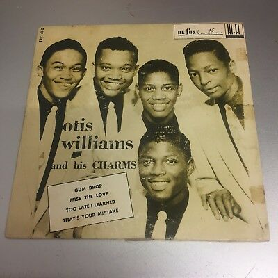 Otis Williams And His Charms