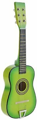 Star Kids Acoustic Toy Guitar 23-Inch Color Light Green MG50-LGN