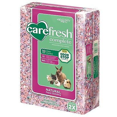 carefresh Complete Confetti Pet Bedding for Small Animals 50 L
