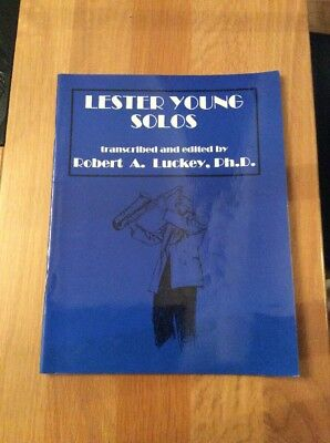 Lester Young Solos