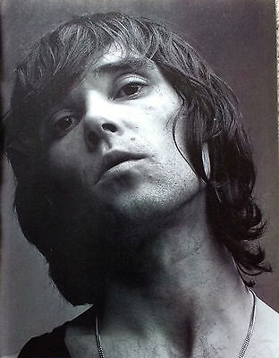 IAN BROWN The Stone Roses - Classic Magazine Picture Photo Cutting - RARE