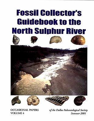 Fossil Collector's Guidebook to the North Sulphur River, Texas