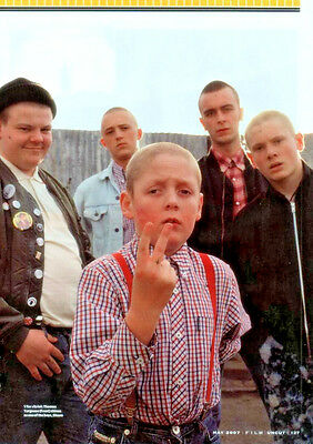 This Is England - Magazine Picture Cutting 2007 - Thomas Turgoose Shaun Woody