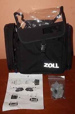 Soft Case only Zoll E-Series Carrying Protective ambulance/medical/paramedic Bag