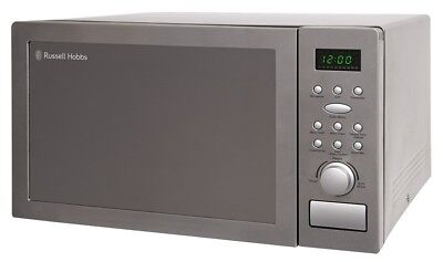 Russell Hobbs 25Litres Stainless Steel Combination Microwave Rhm2574