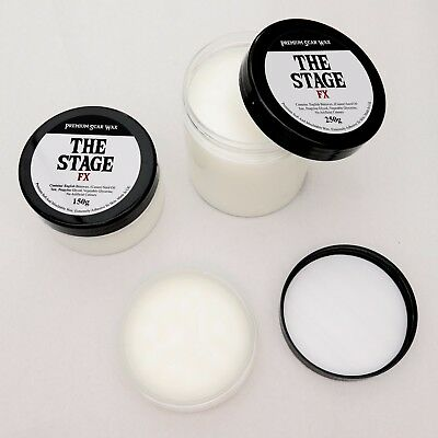 The Stage FX Scar Wax Many Sizes Halloween Zombie Vampire Wounds Cuts Moulding
