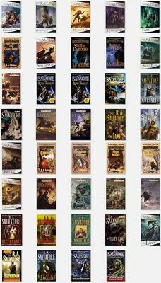 +28 Audiobooks - The R. A. Salvatore Audiobook Collection Mp3 Dvd  Unabridged
