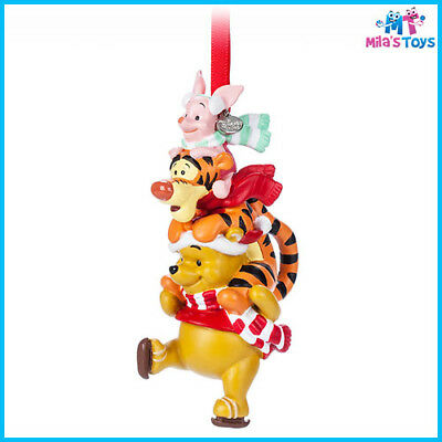 Disney Winnie the Pooh and Pals Sketchbook Decorative Ornament