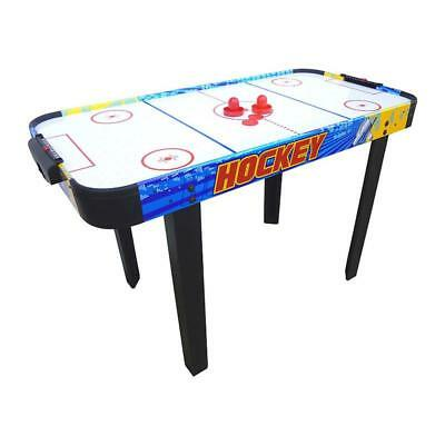 4Ft Whirlwind Air Hockey Table MAINS OPERATED Games Children Toys PLAY Activity