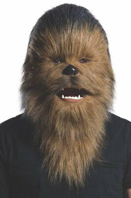 Chewbacca Moving Mouth Mask by Rubies