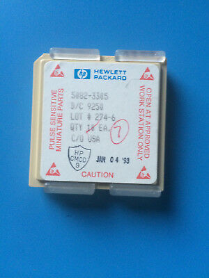 5082-3305 HEWLETT PACKARD PIN DIODE 70V SILICON ATTENUATOR SWITCHING 7/units
