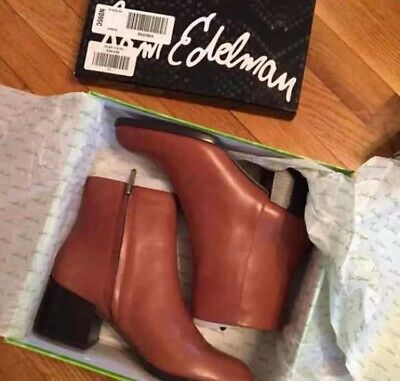 Brand New in Box Camel/Tan Leather Sam Edelman Boots
