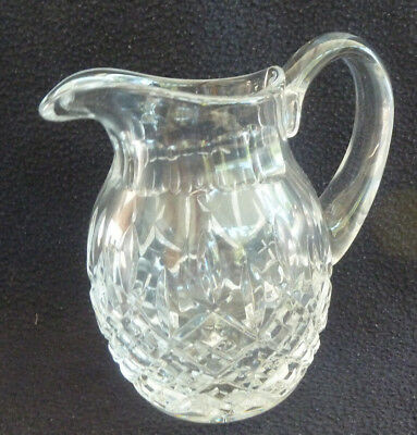 Royal Scot  Crystal Glass Medium Jug 0.33 L BOXED