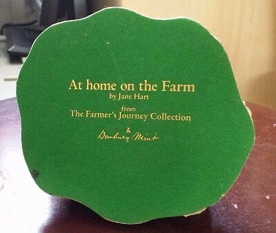 At Home on the Farm  BY  JANE HART from THE FARMER'S JOURNEY COLLECTION.