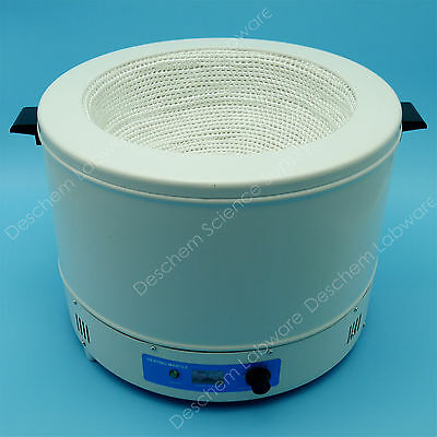 10000ml,1500W,120V,Lab Electric Heating Mantle,10 Litre,Temperature Control