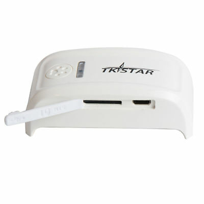 Realtime TK909 Long Standby Time Dog Cat Pet Personal TKSTAR GPS Tracker White