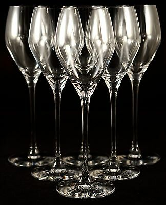 Krug Champagne The Joseph Flutes X 6  Brand New Riedel Rare No Fizz Included