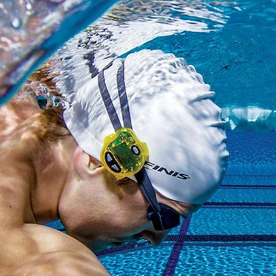 Finis Tempo Trainer Pro - Use the beeps to set an ideal stroke rate or cadence
