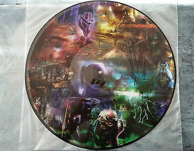 Psychotic Waltz - Bleeding Picture Disc