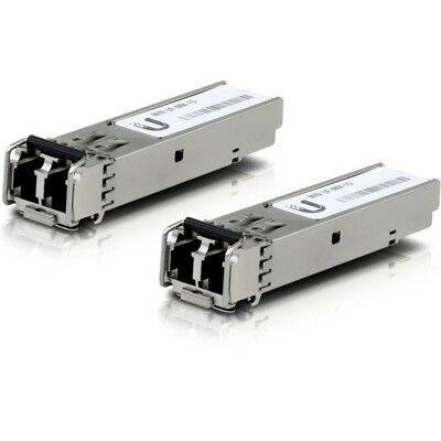 Ubiquiti U Fiber SFP Multi-Mode Module 1G 20 Pack UF-MM-1G-20