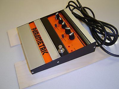 Carlsbro Parametric Effects Pedal Early 1980s Made in England