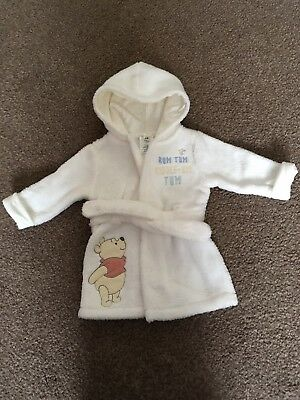 Baby Dressing Gown 9-12 Months
