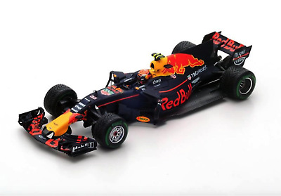 Spark Model 1/43 S5037 2017 Redbull Racing RB13 Max Verstappen China GP F1 Model