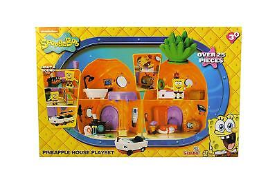 Smoby 109498810 Spongebob Pineapple Playset