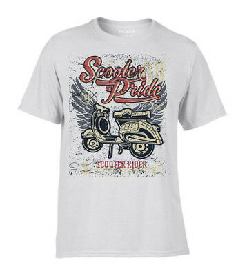 T-Shirt Scooter Ride
