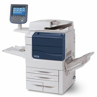 Xerox Color 570 Digital Production Printer Professional Copier 75 PPM -Only 242K