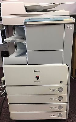 Canon Copier imageRUNNER 3225 monochrome printer scanner finisher only 2650 page