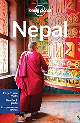 Lonely Planet Nepal (Travel Guide), Lonely Planet, Mayhew, Bradley, Brown, Linds