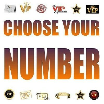 Bargain-Gold-Platinum-Vip-Business-Easy Mobile Number-Sim Card-Taxi