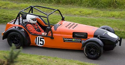 Lotus 7 Caterham Westfield Duratec Raceline Carbon Body Parts
