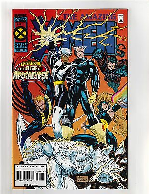 Amazing X-Men (1995) #1 NM- 9.2 Marvel Comics Age of Apocalypse