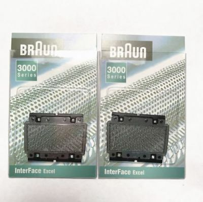 2X 628 Foil for Braun Series 3000 3310 3315 3600 3610 3612 3614 3615 3731 3732