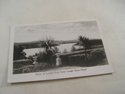 TOP15089 - Postcard - View of Lough Erne from Lough Erne Hotel