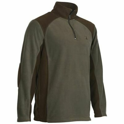 Percussion Men's Fleece Pullover Country Hunting/Shooting/Fishing 15153
