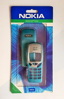 Genuine Nokia 3210 Xpress-On Cover, Facia, Housing, Very Hard To Find, Boxed New